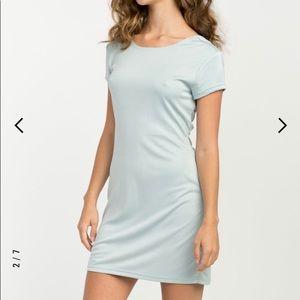 RVCA Wallflower T-Shirt Dress
